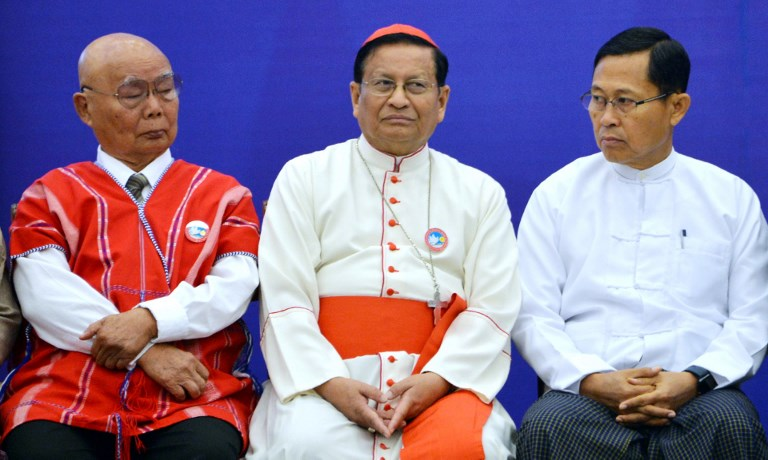 MYANMAR - UNREST - CONFLICT - POLITICS