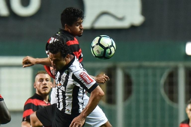 Brasileiro A 2017, Atletico - MG x Vit ria