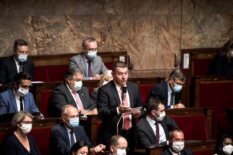 FRA : ASSEMBLEE NATIONALE : QUESTIONS AU GOUVERNEMENT
