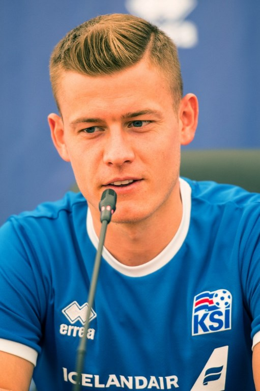 World Cup 2018 - World Cup favourites Iceland speak German