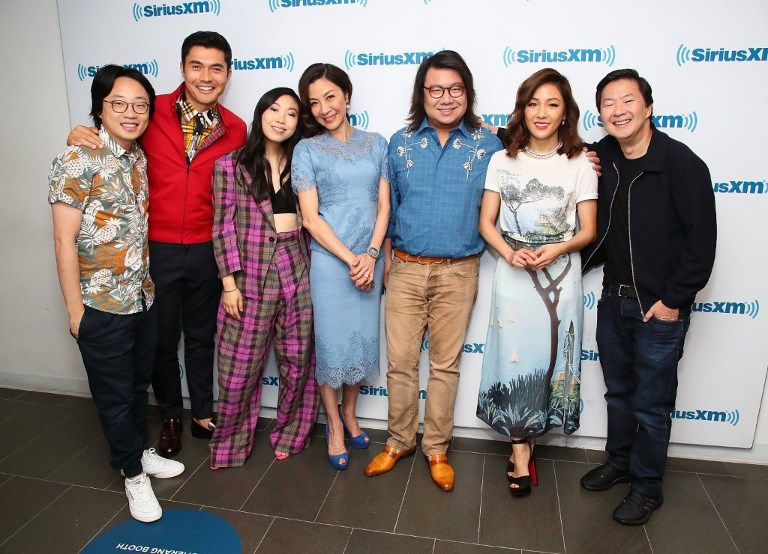 US - SIRIUSXM'S - ENTERTAINMENT - WEEKLY - RADIO - SPOTLIGHT - WITH - THE - CAST